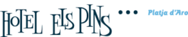 Hotel Els Pins | Platja d'Aro | Web Oficial | Mejor Precio Online Logo